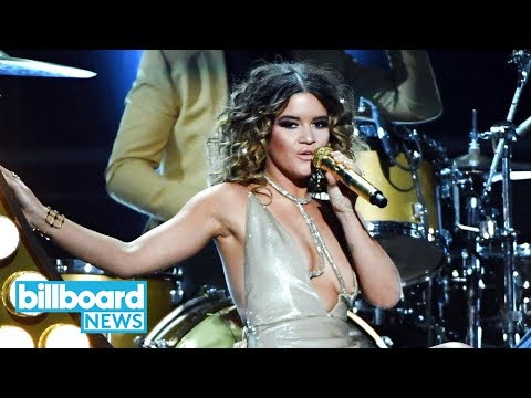 Maren Morris Delivers a Knockout Performance of 'Rich' at the 2018 ACM Awards| Billboard News