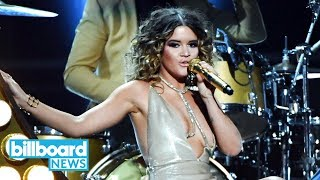 maren morris delivers a knockout performance of rich at the 2018 acm awards billboard news