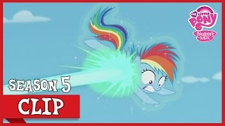 The Sonic Rainboom: Starlight's Intervention (The Cutie Re-Mark) | MLP: FiM [HD]