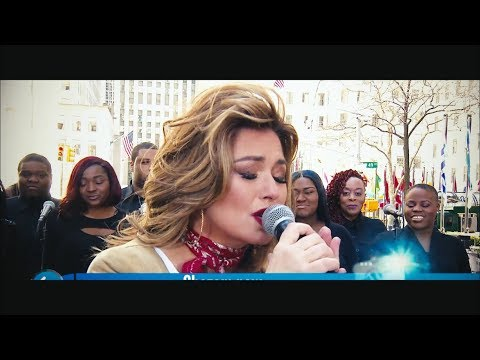 Shania Twain - I'm Alright (Live on TODAY feat. Harlem Gospel Choir)