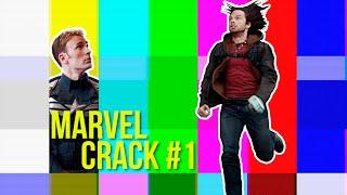 Marvel (Civil War) crack #1