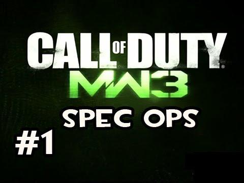 Call of Duty: Modern Warfare 3 - Spec Ops w/Nova & SSoH Ep.1 |