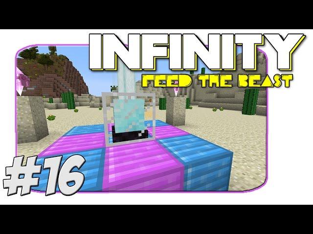 FTB Infinity - Ritual Of Gaia 1 And 2 - Part 16