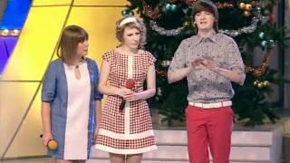 Высшая лига (2009) Финал - Федор Двинятин - Приветствие