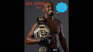 🔥BREAKING NEWS🔥 Jon Jones Relinquished His Belt, Jon Pulls a POWER Move.