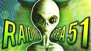 RAIDING AREA 51 (Reading Area 51 Raid Memes / Aliens In Area 51 Meme Compilation - September 20th)