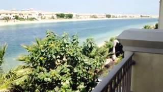 Rent a Garden Villa on  Palm Jumeirah