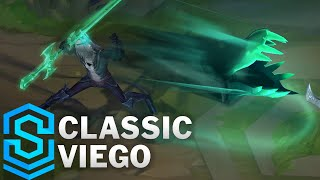 Classic Viego, the Ruined King - Ability Preview - League of Legends
