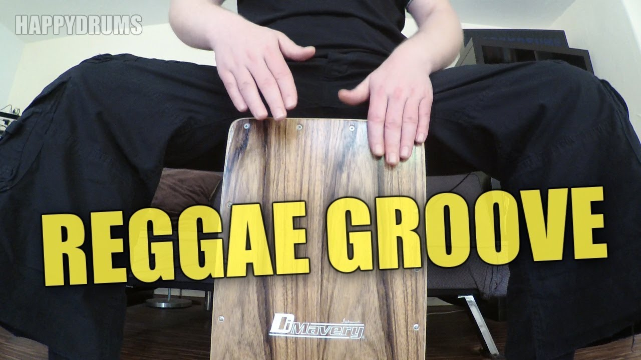 Cajon Lernen Reggae Groove One Drop Youtube
