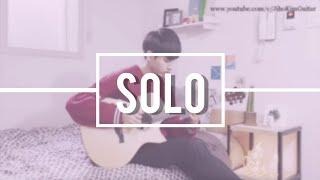 JENNIE (제니) SOLO (솔로) - Jiho Kim [Fingerstyle Guitar] + TAB