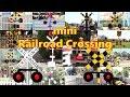 ミニ踏切カンカン特集Part4 | mini railroad crossing