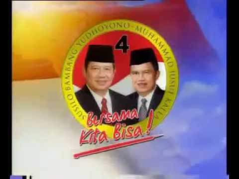 SBY JK - Bersama Kita Bisa