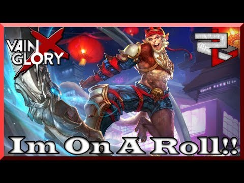 OZO OZO OZO! Why Don't I Play Him More! Vainglory 5v5