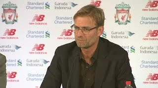 New Liverpool manager Jurgen Klopp: I am 'the normal one'