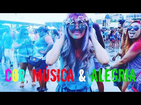 VLOG ♡ Happy Holi || SP 2016