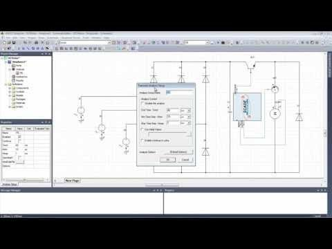 DC Motor Control Coupling in ANSYS SCADE Suite and ANSYS Simplorer (Part 2  of 2)