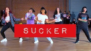 "The Jonas Brothers ""SUCKER"" 