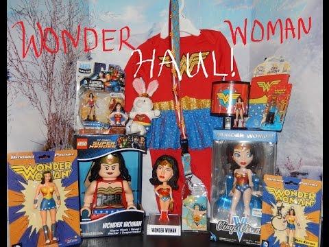 Wonder Woman Haul!