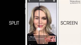 AR Technology Platform For Cosmetic Industry | WorldLine TV