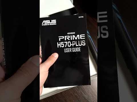 Материнська плата Asus Prime H570-Plus (s1200, Intel H570, PCI-Ex16)