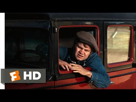 Bonnie and Clyde (1967) - Parking The Car Scene (5/9) | Movieclips