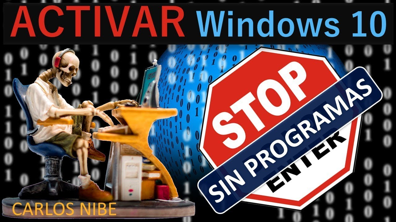 activar windows 10 home gratis