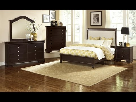 New Orleans Bedroom Collection By All-american Furniture