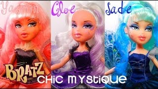 Bratz Chic Mystique dolls! (Fall 2012 Review)