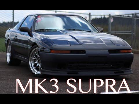 Nic's MK3 Supra : 500 HP 7MGTE