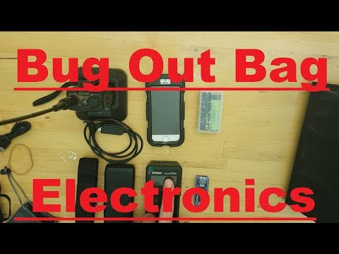 Bug out bag Electronics Inc USB Charger for Baofeng UV5RA