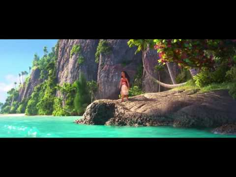 Moana - How Far I'll Go (Instrumental) (HD)