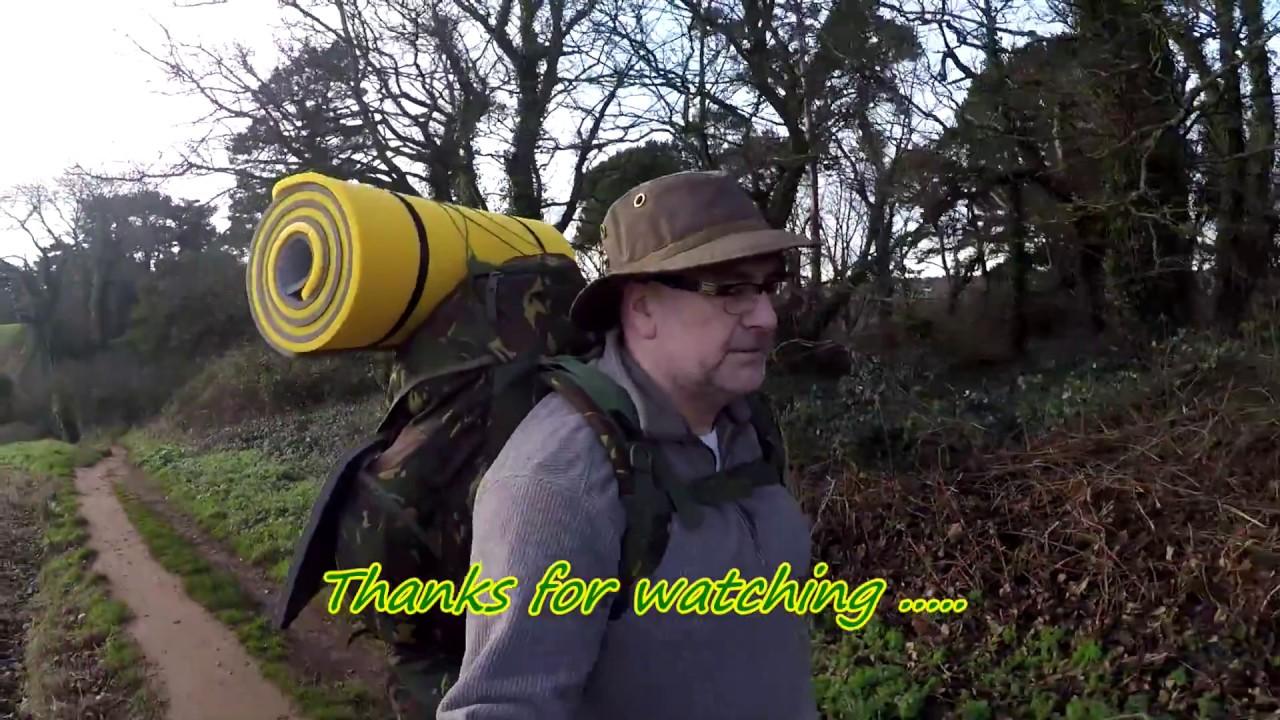 Wild Camping in Devon On The Jurassic Coastline (UK) - YouTube