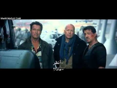 The Expendables 2 Funny Moment