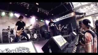 Thy Art Is Murder - Defective Breed, Shadow of Eternal Sin, Laceration Penetration - Trier 2014