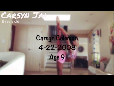 💕💕 Carsyn 9 years old training Level 9/Hopes at Vibe Gymnastics amazing little gymnasts 2017 💕💕