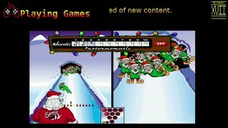 Playing Games   Episode 4   Xmas Games and Special Message about Channel