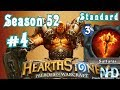 Let's Play Hearthstone (S52) Standard Ranked vs Druid Weather the Forest