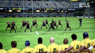 Jonah Lomu Rugby Challenge footage released