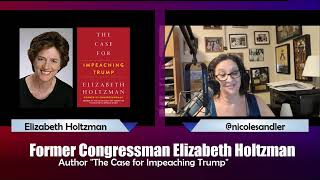 5-24-19 Nicole Sandler Show - Elizabeth Holtzman on Impeaching Trump thumbnail