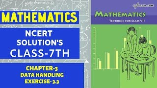 Class 7   Mathematics   Exercise 3.3 Question no. 1 to 6   NCERT Solutions