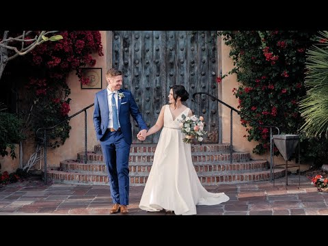 An Adorable First Touch | Wedding at Royal Palms Resort | Scottsdale, AZ