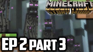 Minecraft Story Mode EPISODE 2 Part 3 || PETRA!! || Minecraft Story Mode Episode 2 Walkthrough