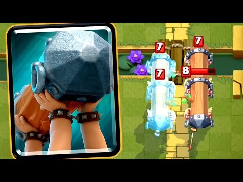 Clash Royale - BATTLE RAM! New Rare Card