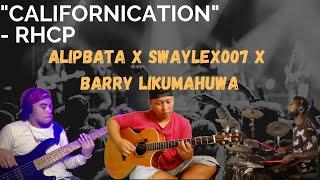 Alip_Ba_Ta ft. Swaylex & Barry Likumahuwa ; RHCP -