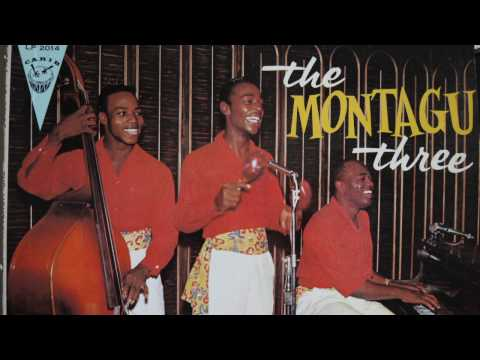 The Montagu Three - Nassau In The Bahamas (1960) - Calypso