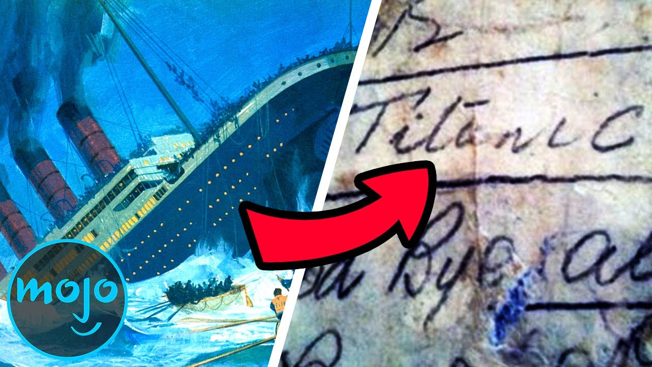 Top 10 Amazing Real-Life Messages in a Bottle Stories