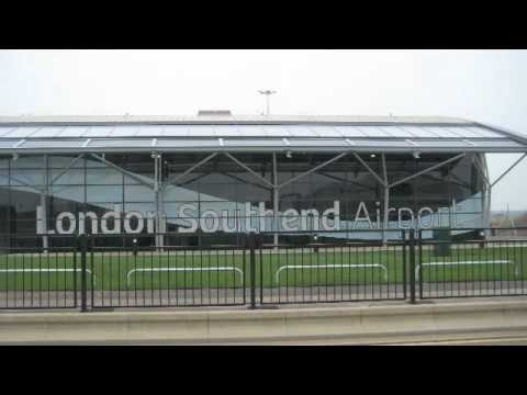 London Southend Airport Tour - a quick look around