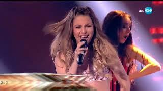Михаела Маринова - Листата падат и Един срещу друг - X Factor Live (03.12.2017)