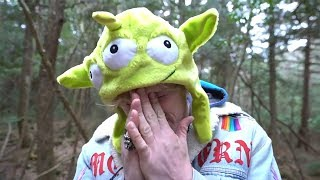The video Logan Paul Never should have uploaded thumbnail