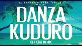 Don Omar Ft. Daddy Yankee & Arcangel Danza Kuduro Remix